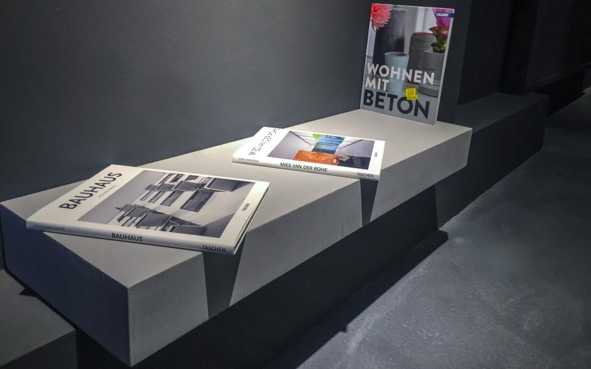 Betonlook Boden, Wand & Möbel